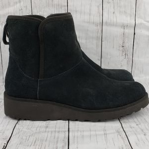 UGG KRISTIN fashion short boot shearling lined 8.5